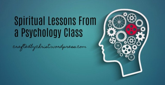 lessons from a psychology class